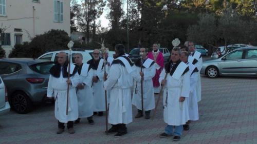 Inizio del ministero di don Alessandro, Sant' Anna