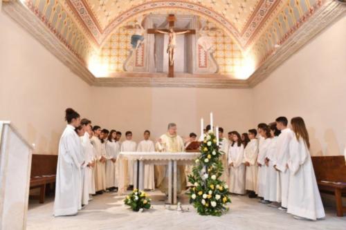 Riapertura e benedizione chiesa parrocchiale