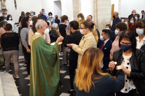 50° anniversario sacerdotale di don Isidoro